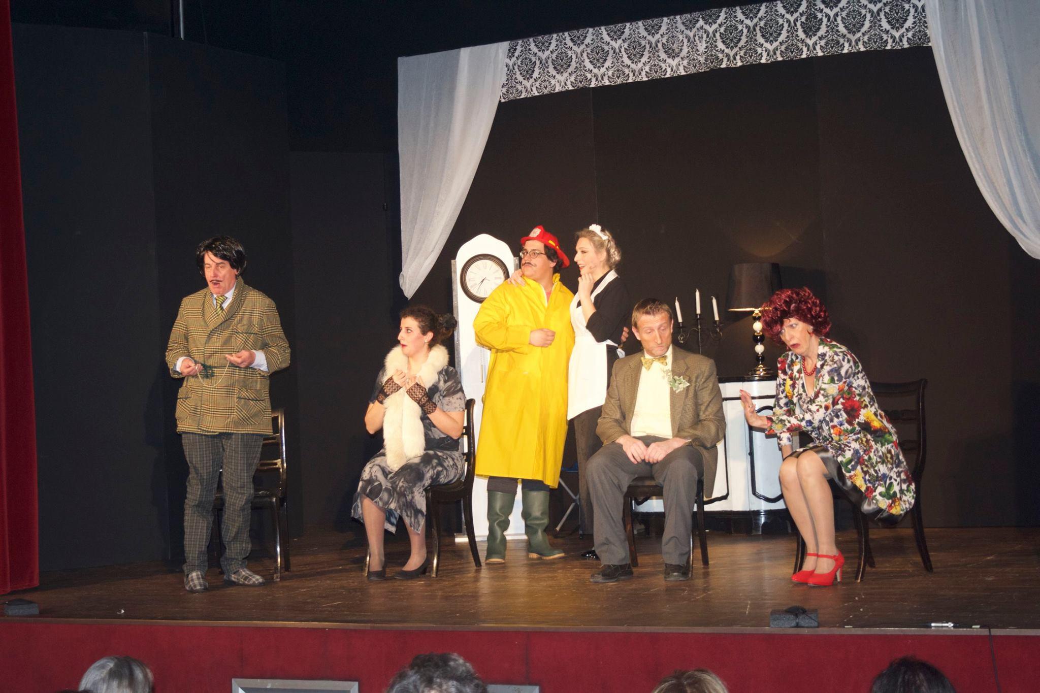 """FITA TREVISO, Destino Teatro e Nugae Teatrali insieme per la """"Serata Ionesco"""""""
