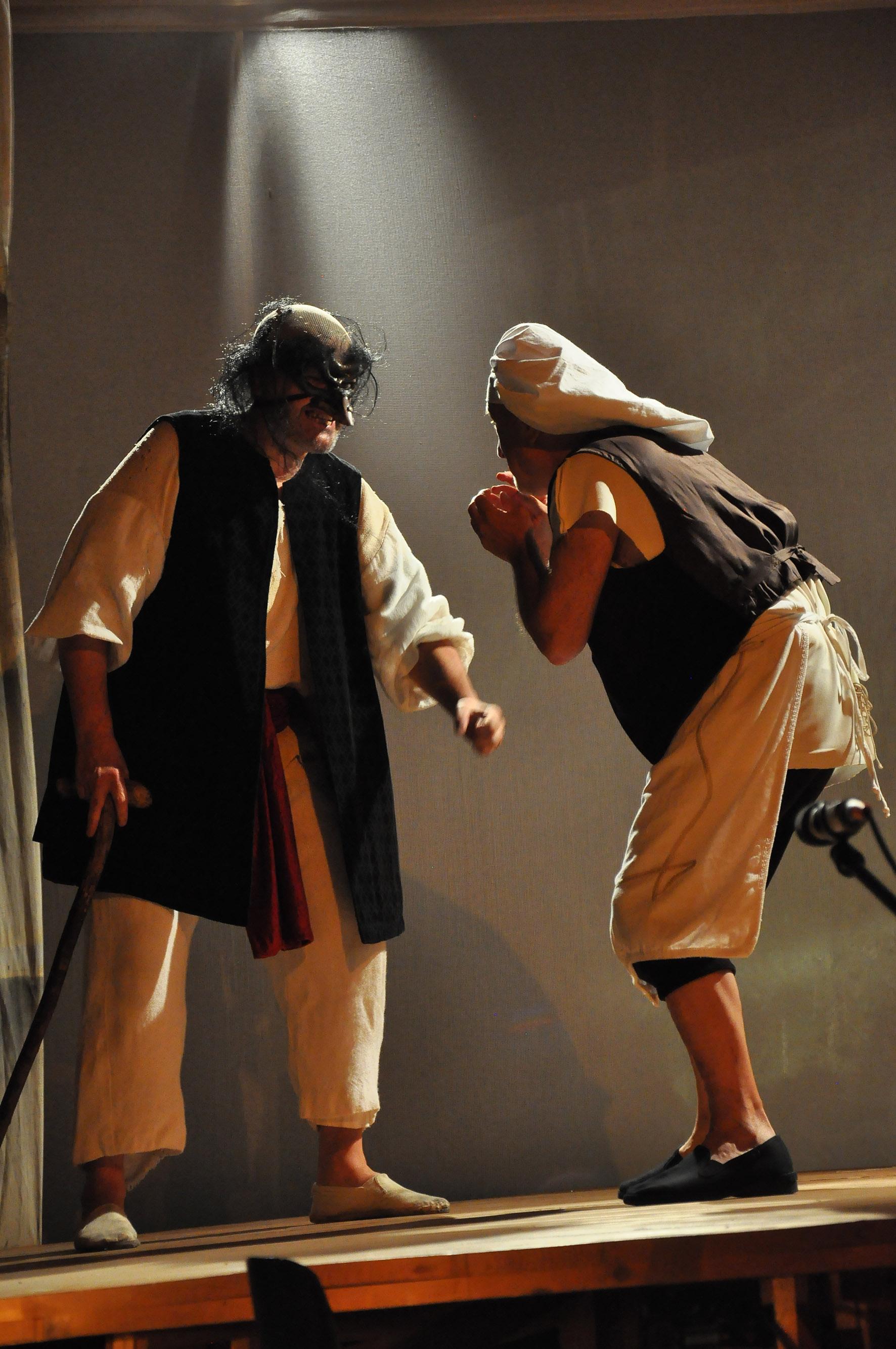 03 febbraio in scena con TEATRO D'ARTE SPRESIANO!