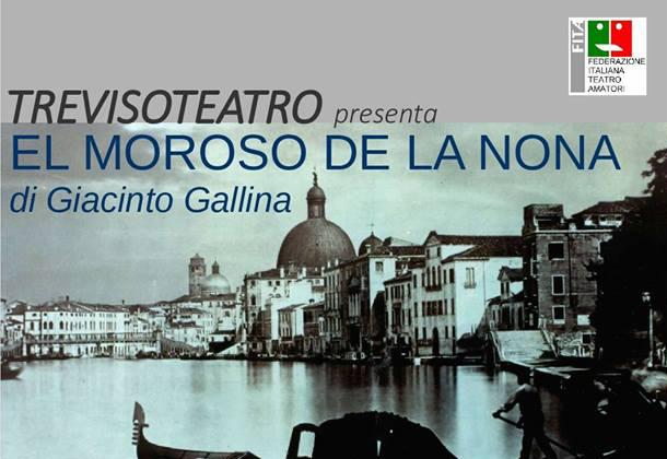 """20 gennaio apertura della Rassegna con """"El Moroso De La Nona"""" di Treviso Teatro"""