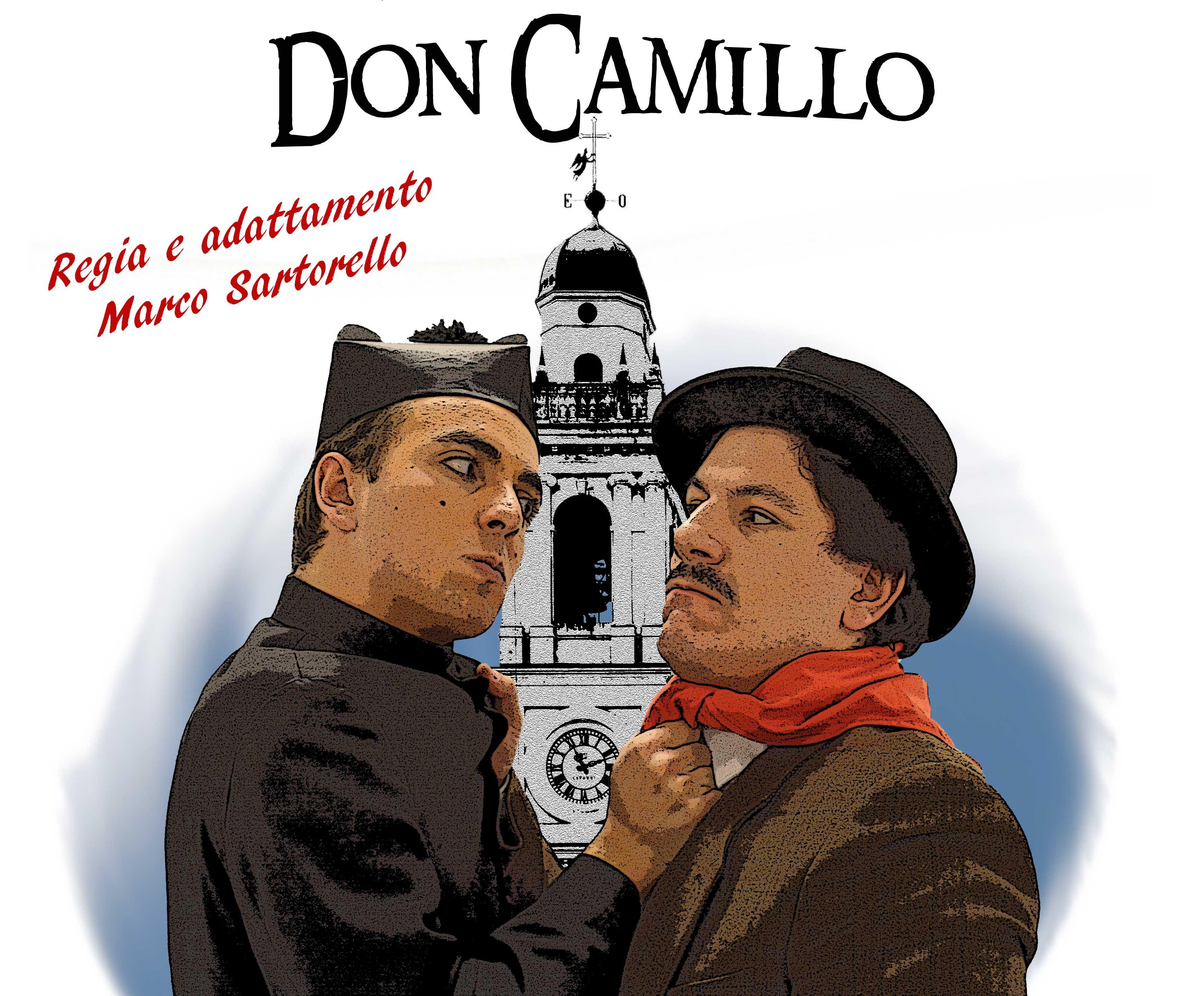 """Maserada sul Palco! 23 febbraio """"DON CAMILLO"""" ULTIMO SPETTACOLO!!!"""